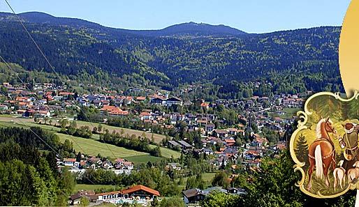 Urlaub am Arber im Bayerischen Wald - Bodenmais im Arberland