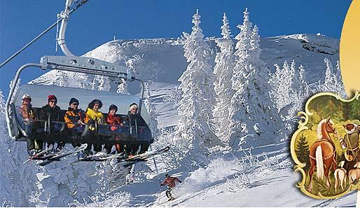 Winterurlaub am Arber in Bodenmais Bayerischer Wald