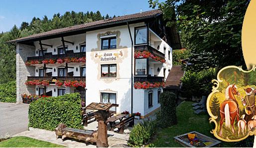 3-Sterne Pension in Bodenmais am Arber Bayerischer Wald